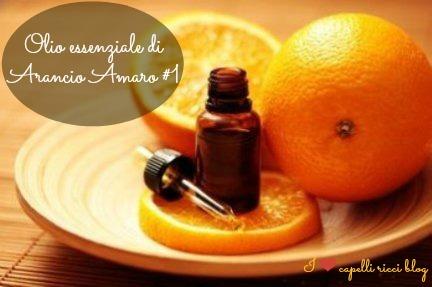 Olio essenziale arancio amaro