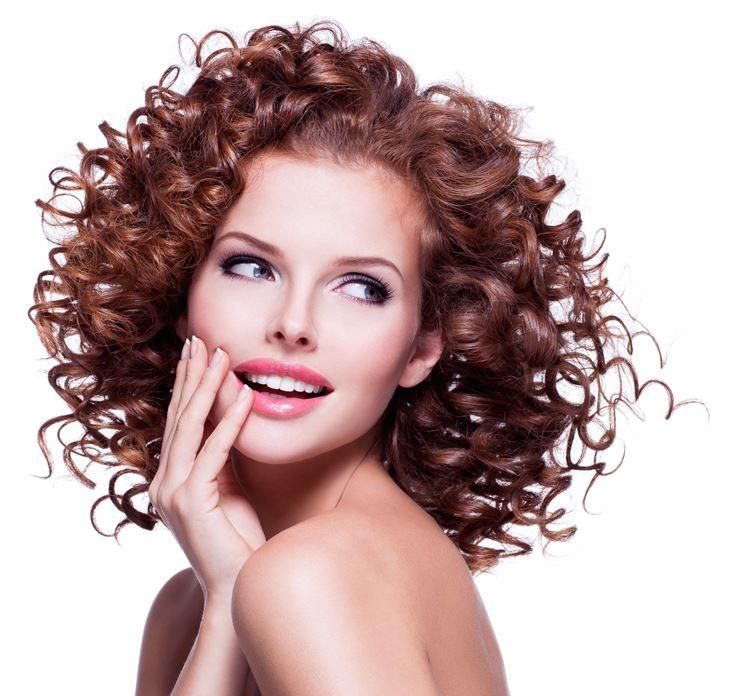 Asciugare capelli ricci mossi